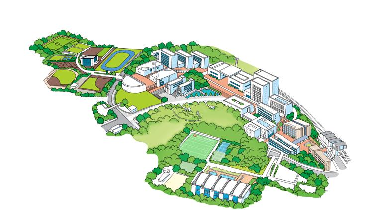 多摩キャンパス | 中央大学